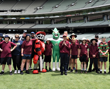All Abilities Carnival held at MCG