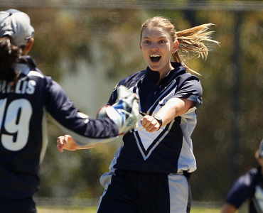 Cricket Victoria congratulates Kristen Beams on her retirement