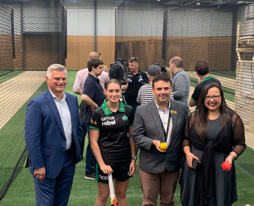 New Gippsland regional cricket hub opened in Moe