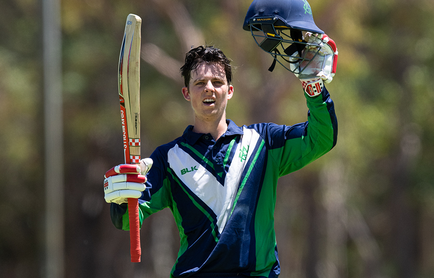 Four Victorians selected in Australia's Under 19 World Cup squad