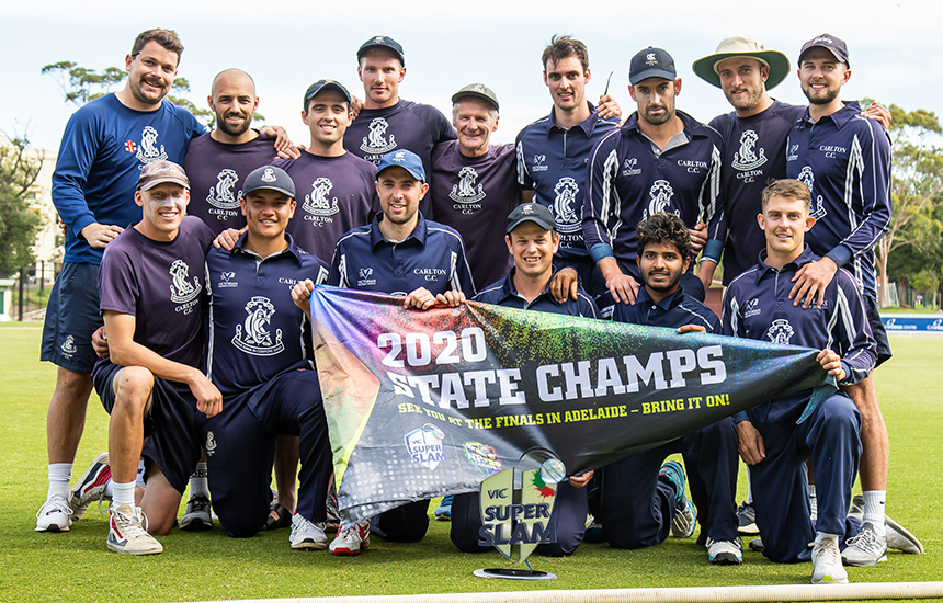Blues seal victory in VIC Super Slam final