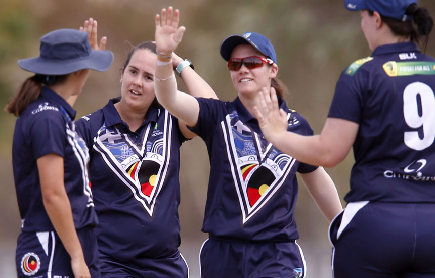 Cricket Victoria launches Indigenous Month
