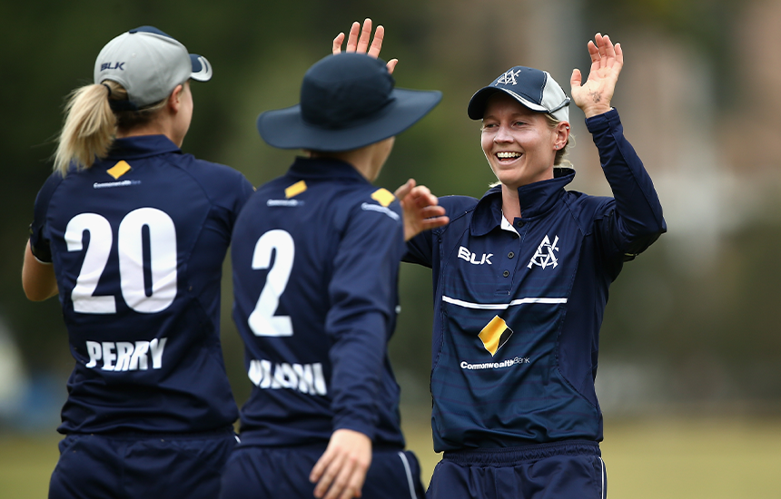 Victoria completes big WNCL win over Western Australia