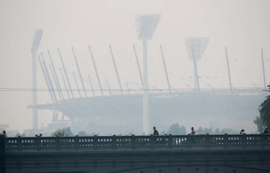 Cricket guidelines for smoke-affected environments