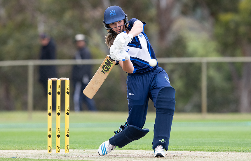 Under 18 National Champs roll into 50 over matches