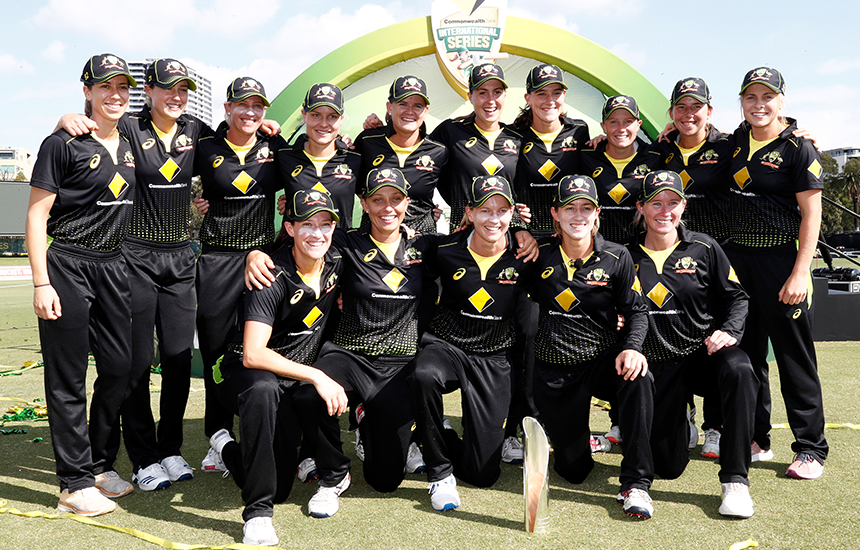 Australia to light up green and gold ahead of ICC Women's T20 World Cup opener