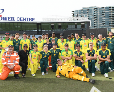 Australian cricket raises $7.8 million for Bushfire Relief this summer