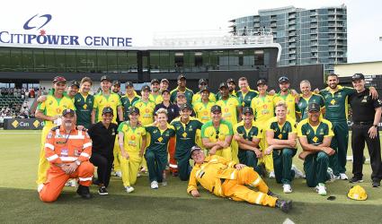 Australian cricket raises $7.8 million for Bushfire Relief this summer