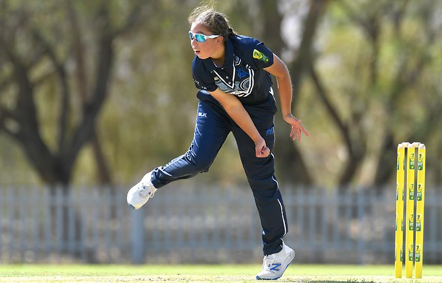 Vics finish third at National Indigenous Cricket Championships
