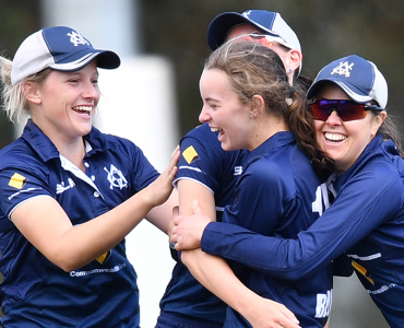 Travelling squad selected for WNCL games in Brisbane