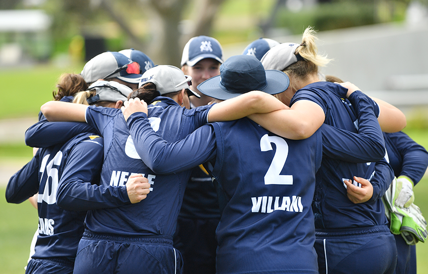 Curtain comes down on Victoria's WNCL season
