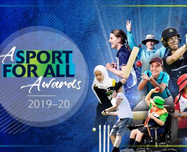 Cricket Victoria congratulates A Sport for All awards winners