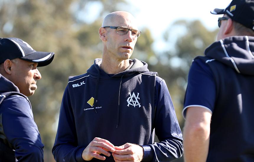 Victorian women's coach David Hemp to depart
