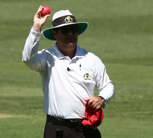 Victorian John Ward retires from professional umpiring