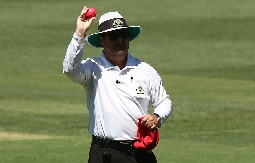 Victorian John Ward retires from professional umpiring