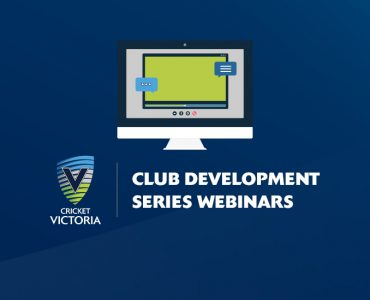 Cricket Victoria launches Club Development Series
