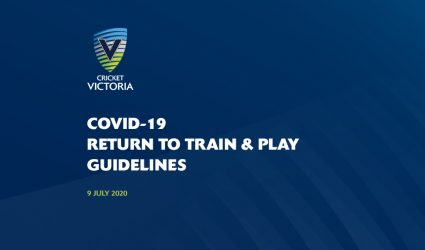 Updated Return to Train and Play Guidelines – 9 July 2020