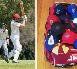 Craig Dodson's cricketing journey