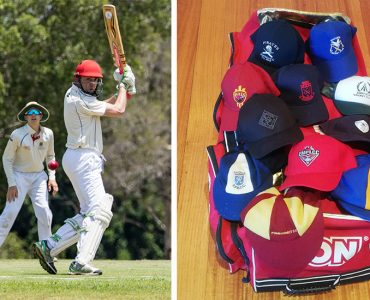 Craig Dodson's cricketing journey