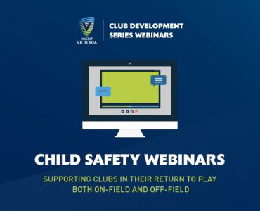 Child Safety Webinars | Support for Clubs & Associations