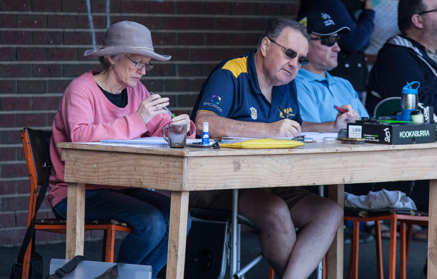 Volunteers drive Victorian cricket to strong census results