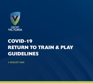 COVID-19 Return To Train & Play Guidelines - 2 August 2020