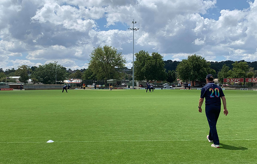 Cricket Victoria welcomes news on restrictions in regional Victoria