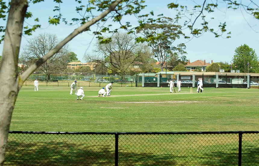 Stumping Up For Cricket Clubs Across The State