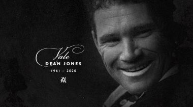 Vale Dean Jones AM
