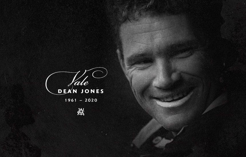 Vale Dean Jones AM