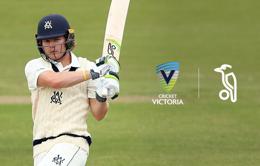 Cricket Victoria renews partnership with Kookaburra for a further three seasons