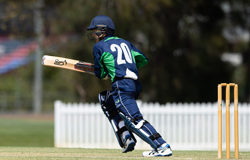 Victorian Cricket Youth Pathway update