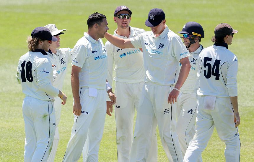 Victoria Shield squad vs Western Australia