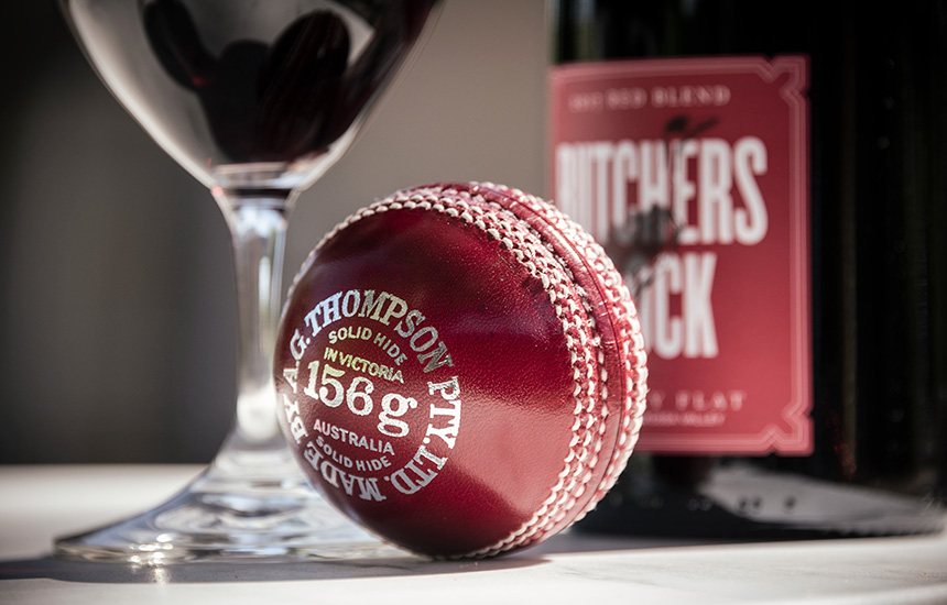 Turkey Flat Vineyards join Cricket Victoria as Official Wine Partner
