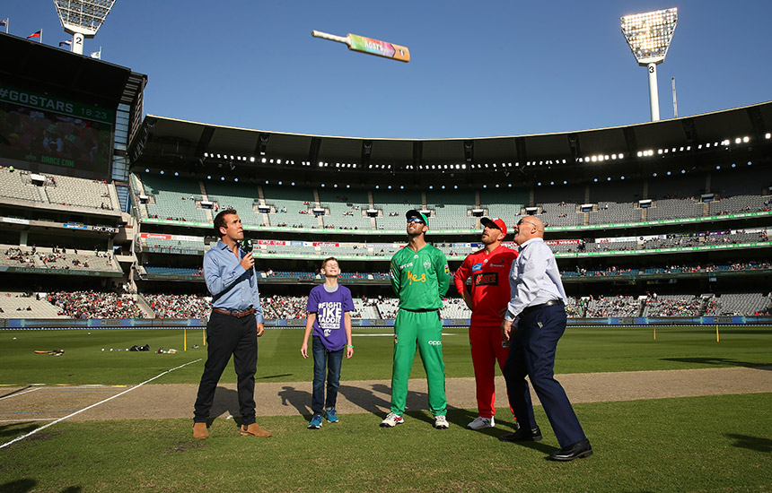 Crowds capped at 15,000 fans for BBL in Melbourne