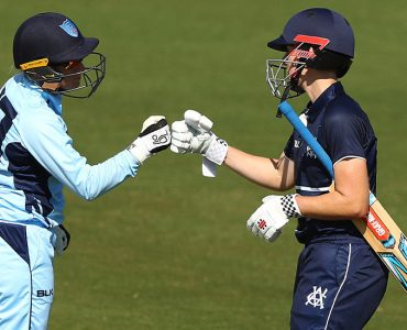 Victoria names unchanged squad for NSW WNCL clash