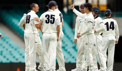 Sheffield Shield moved from MCG to Bankstown Oval