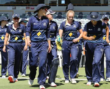 Victoria to host QLD in WNCL Final at the CitiPower Centre