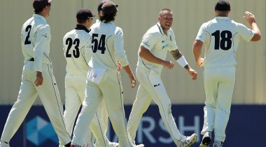 Victoria name Sheffield Shield squad