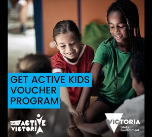 Get Active Kids Voucher Program