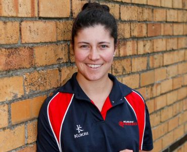 Grace Lee & Lisa McCabe's cricket journey #ChoosetoChallenge