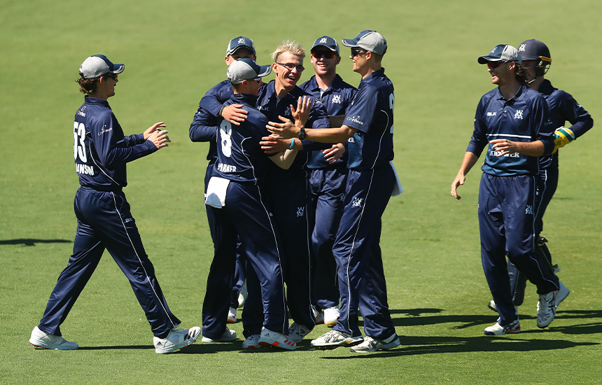 Match Information & Squad: Marsh One Day Cup – Victoria vs South Australia