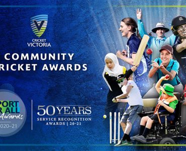 Cricket Victoria celebrates Community Cricket Awards winners