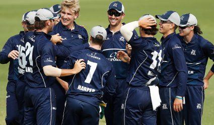 Victorian men's contract list confirmed for 2021/22