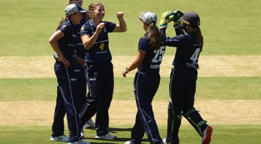 Victoria announce Women's playing squad for 2021-22