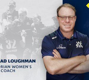 Cricket Victoria appoint Jarrad Loughman as Women's Coach