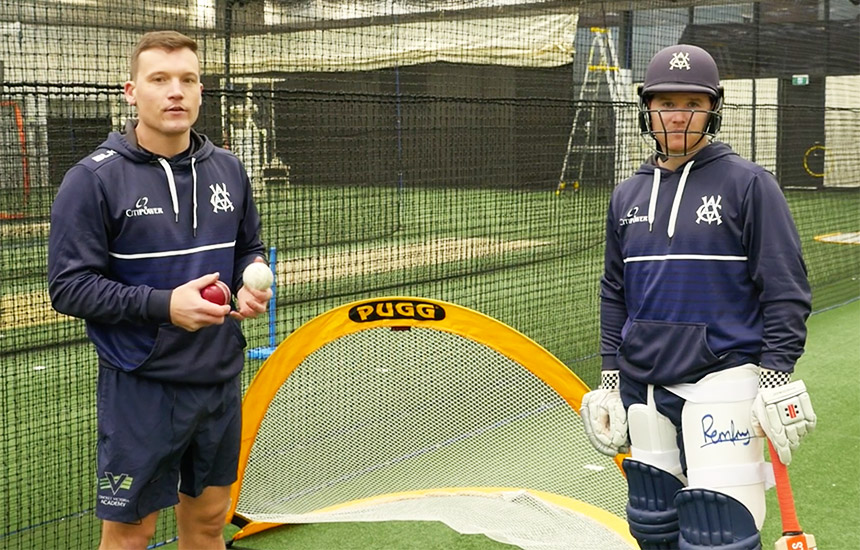 CoachForce Training with Purpose: Batting to Spin