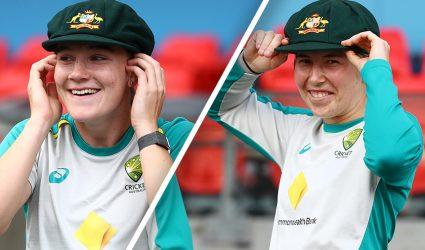 Cricket Victoria congratulates Annabel Sutherland, Georgia Wareham and Phil Gillespie