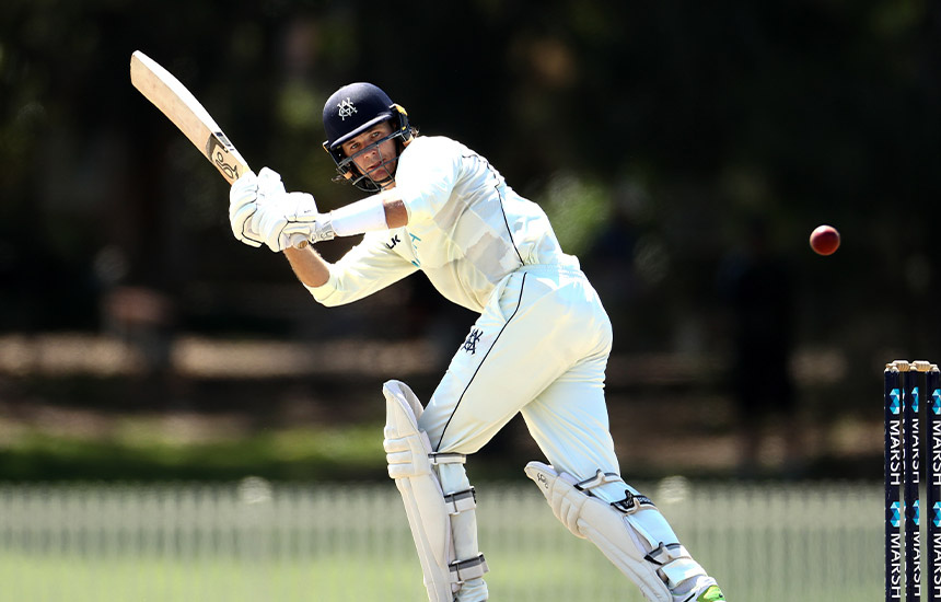 Vics ready for anything, says Handscomb