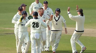 Rogers: We're getting closer to some cricket